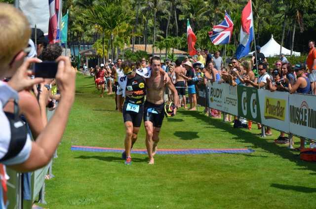 JT finish kl