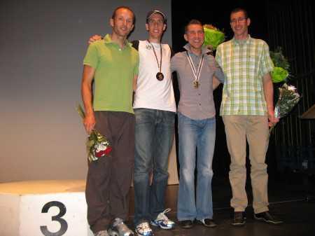 2e overwinning in Zofingen voor Benny Vansteelant