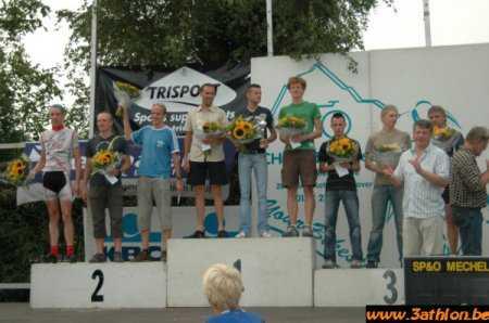 Bedrijven triathlon Mechelen