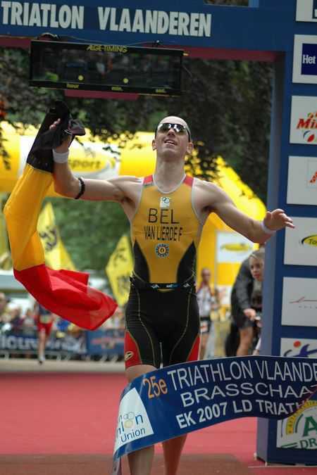 TBT: Frederik Van Lierde én Kurt Jurgens Europees kampioen