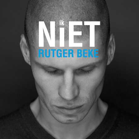 """Rutger Beke stelt zijn boek """"ik niet"""" voor"""