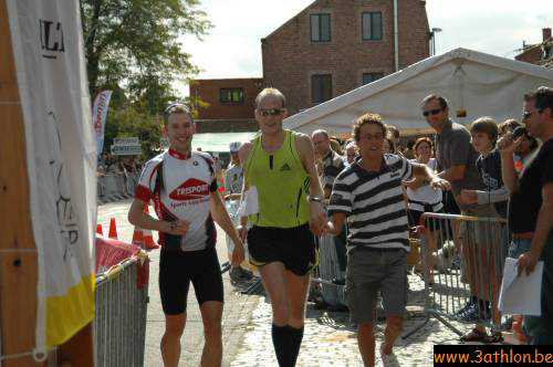 Uitslag Exemin Business Triathlon – Mechelen