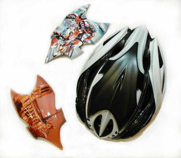 Uw eigen persoonlijke helm