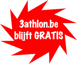 3athlon.be blijft gratis!!!