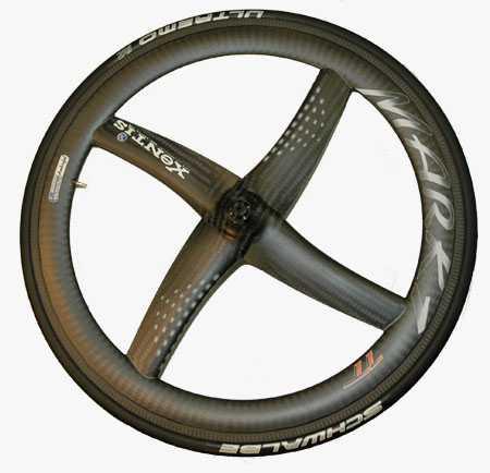 Xentis Mark 1 TT : Beter dan een vol wiel