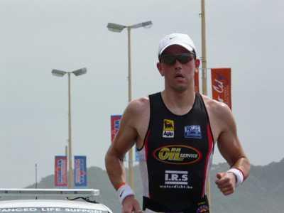Frederik Van Lierde 2e in Ironman 70.3 Zuid Afrika