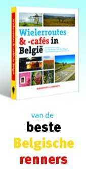 Wielerroutes & -cafes in België