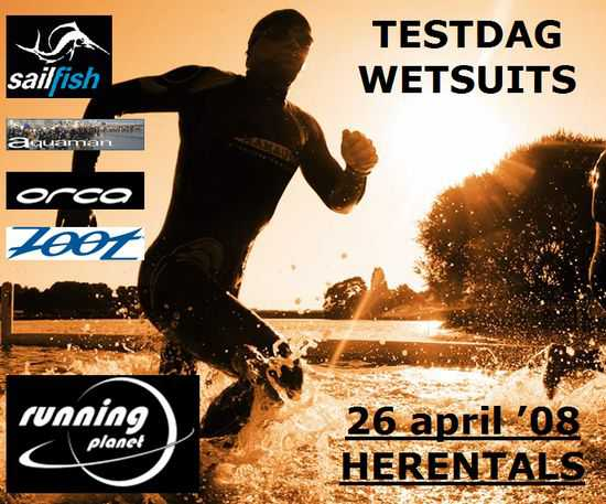 Pasdag wetsuits Herentals (25/04/08)