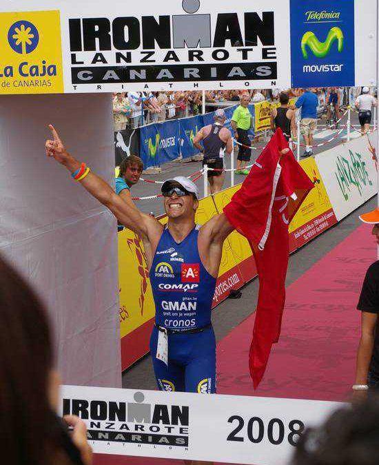 TBT: Toen Lanzarote nog dé Belgische Ironman was…