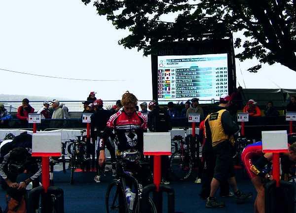 Wedstrijdverslag WK triathlon Vancouver (Simon De Cuyper)