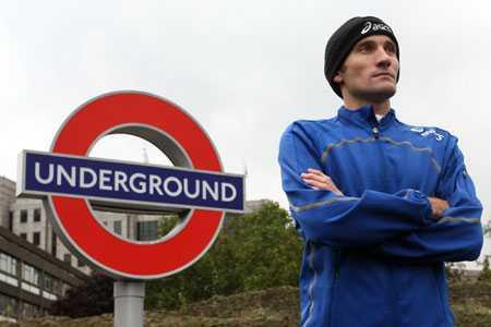 Tim Don verslaat Londense metro