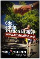 6 starttickets voor de Citytriathlon in Brugge