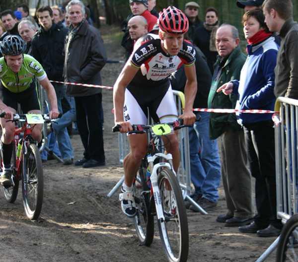 Joerie Vansteelant sterkste in Geel-Bel
