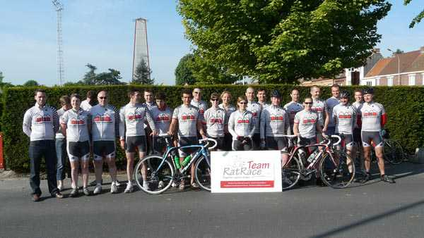 Club in de kijker: Rat Race Team Oudenaarde