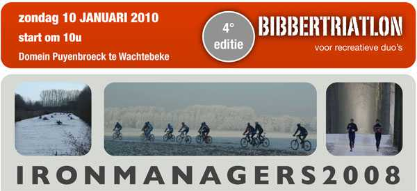 4e Ironmanagers Bibbertriathlon (10/01/2010)