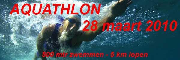 Inschrijvingen Zwemloop Irongirls open