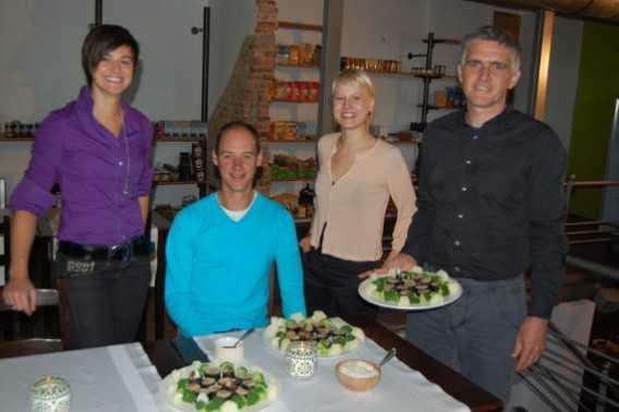 Ex-cafébaas leerde Boonen macrobiotisch eten