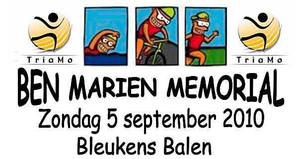 Bleukens Balen Ben triathlon (4/09/2011)