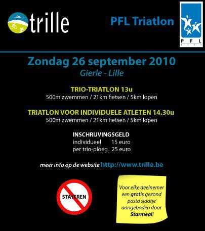 Triatlon Lille (26/09/2010)