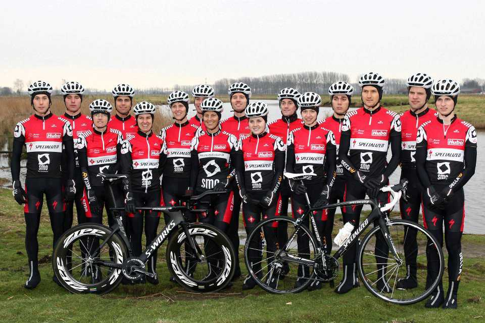 SMO-Specialized op 3 fronten in 2012