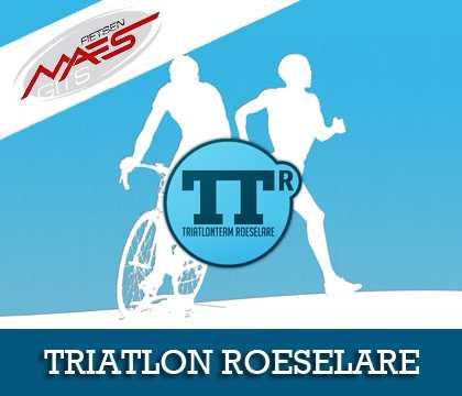 1/8e sprint zondag 10 juni in Roeselare