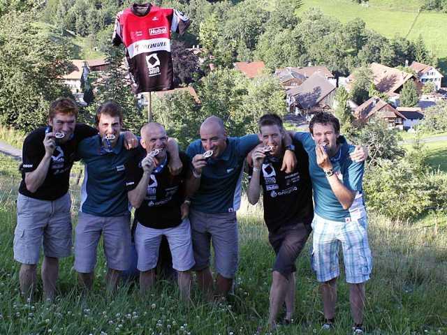 Ironman Zurich 7 op 7 voor SMO-Specialized