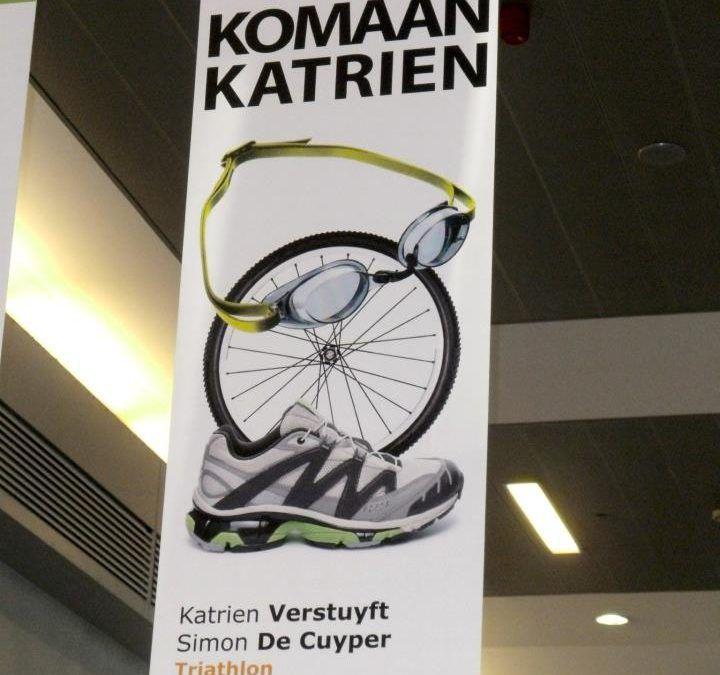 Vooruitblik OS Katrien Verstuyft