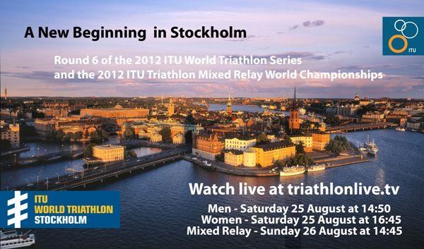 WK Triatlhon Stockholm