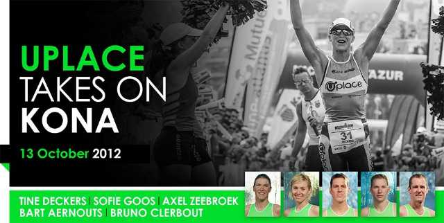 Uplace Pro Triathlon Team start IM Hawaï countdown
