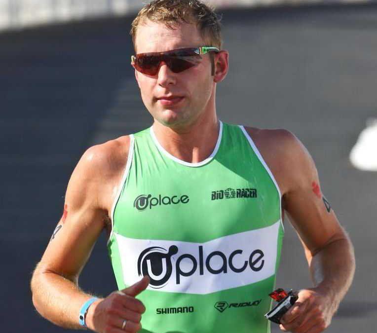 Bart Aernouts zesde in WK Ironman 70.3 Las Vegas