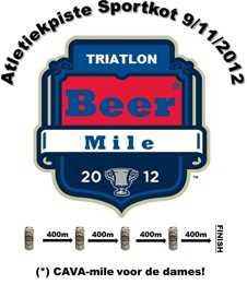 Triatlon Beer-mile 2012