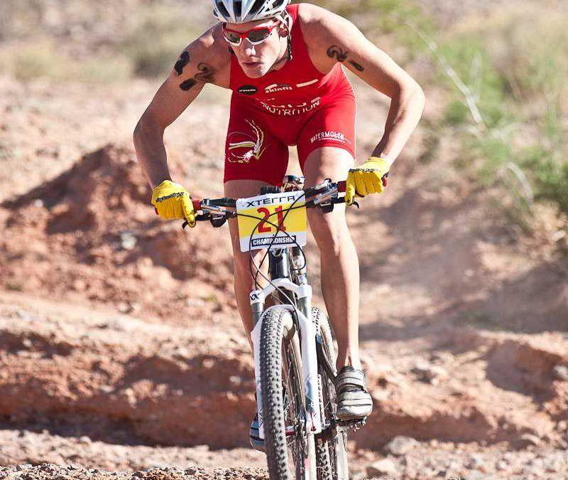 Jim Thijs wint off-road triatlon Wachtebeke