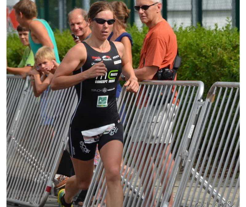 Sophie De Groote 2e in IM70.3 Lanzarote