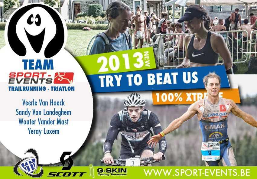 Sport-Events offroad triathlon team