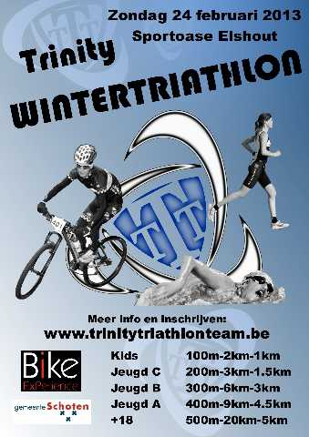Trinity Wintertriathlon 24/02