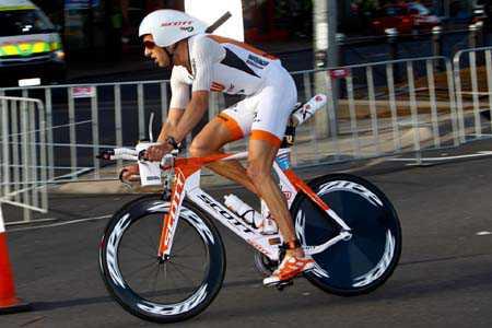 Marino Vanhoenacker tevreden met tweede plaats