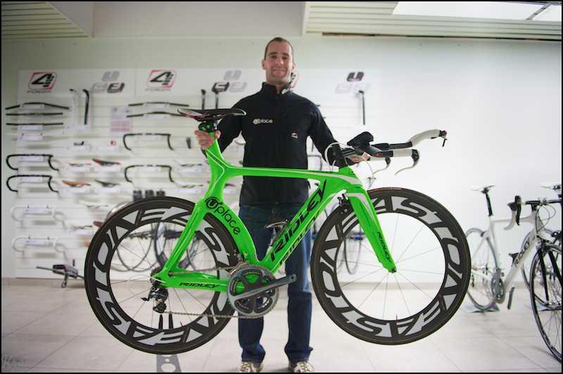 Te koop: 2012 Uplace fietsen