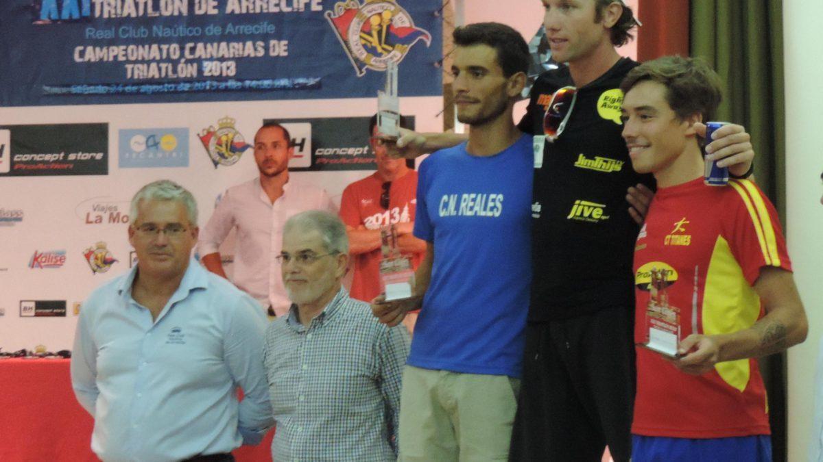 Jim Thijs wint in Lanzarote