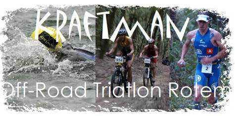 Kraftman Off-Road Triathlon Rotem 22 sept.