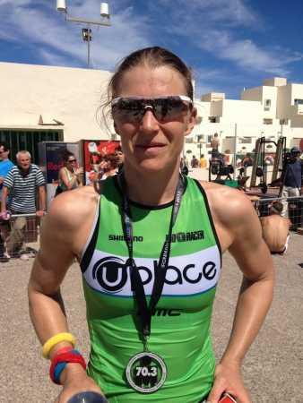 Tine Deckers vierde in halve Ironman Lanzarote