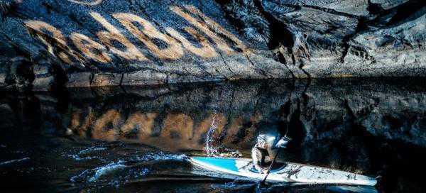 Maxime Richard wint Olympische strijd in de Grotten van Han