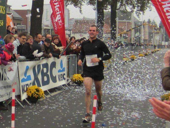 Bart Borghs marathon