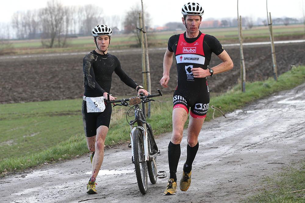 Favorieten halen spanning uit Run & Bike Watervliet