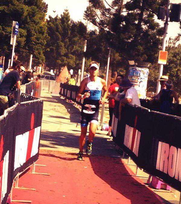 Alweer Belgische top-10 in halve Ironman