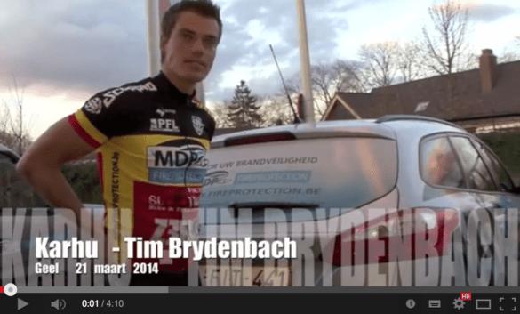 Tim Brydenbach van Olympische droom naar Ironman droom CenCe TV YouTube