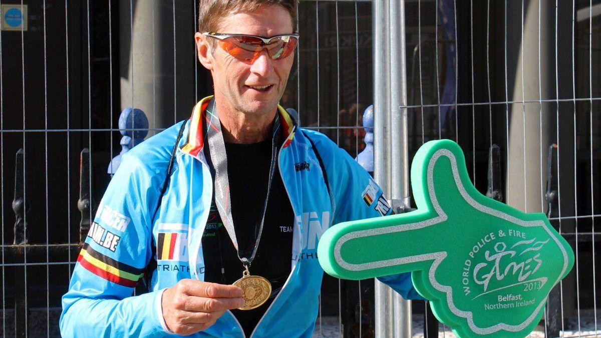 Yvon Verkoyen aan de beterhand na hartaanval