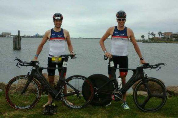 Texas Hannes en Kirill