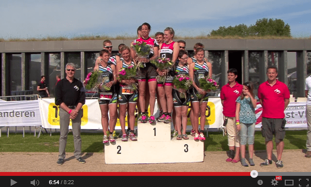 SMO-Specialized pakt Mixed Team Relay titel voor eigen volk