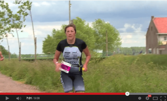 CenCe.TV Boerekreek kwart triatlon YouTube