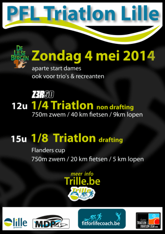 Triatlon Affiche 2014 temp 5 zonder sponsors